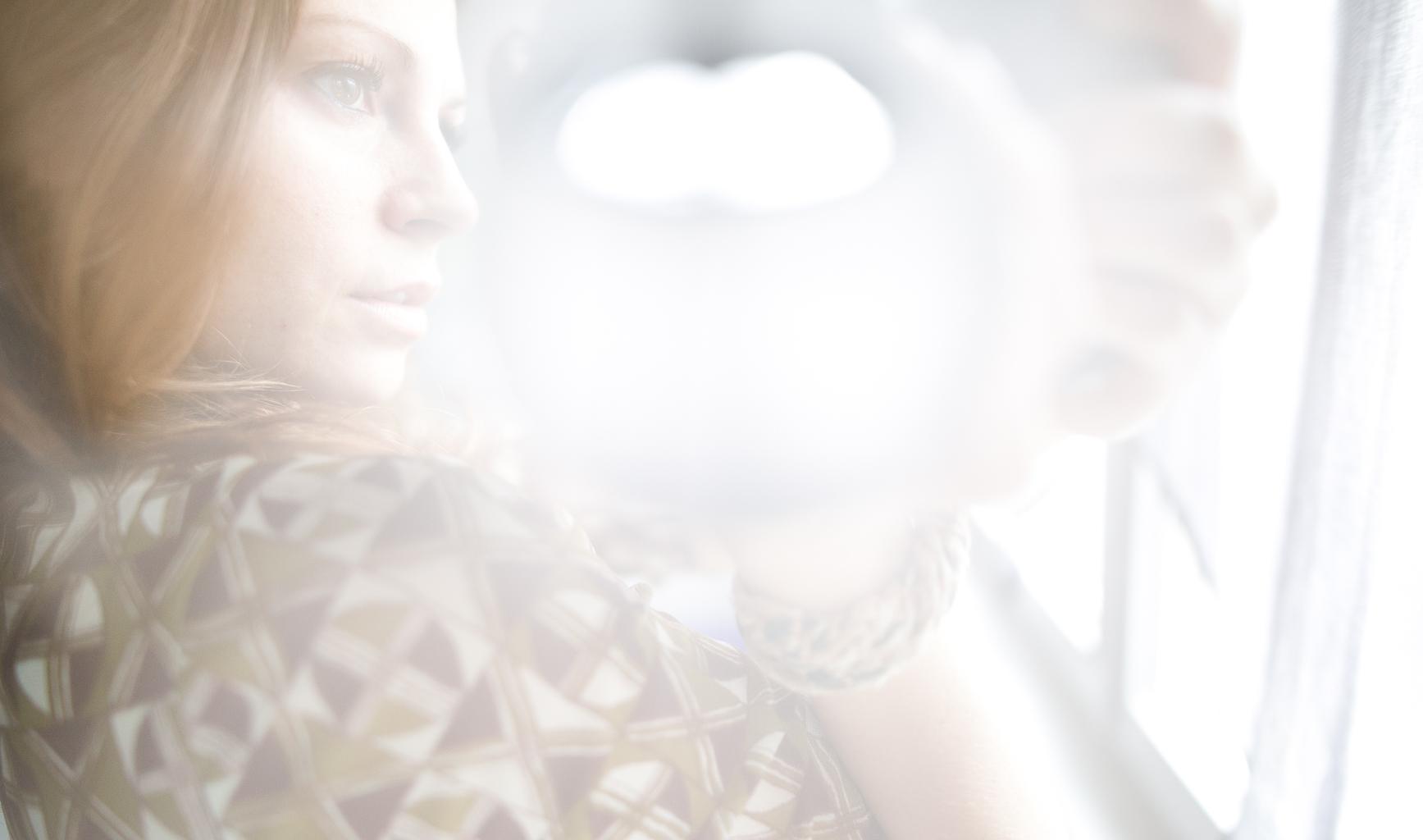 autoportrait gaelle hartmann photographe strasbourg